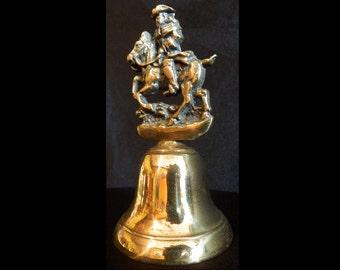 Paul Revere Brass Bell