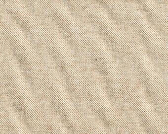 Duvet Cover Heavy Basket Linen Beige, Reversible