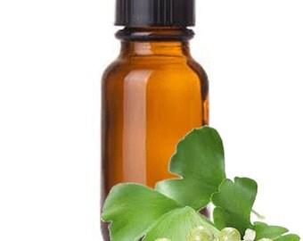 Andes Organics Pure Ginkgo Biloba Oil, 100 ML