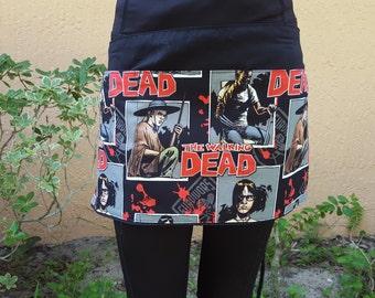 Walking Dead Waitress Apron