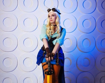 Steampunk Fionna from Adventure Time