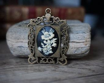 """Chain """"Flowers - Bronze"""""""