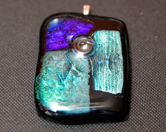 Glass Fusion Necklace