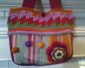 Andean handbags