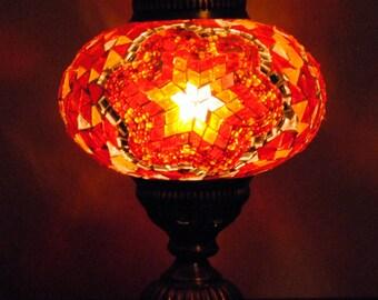Merzouga - Handmade Turkish Lantern Table Lamp