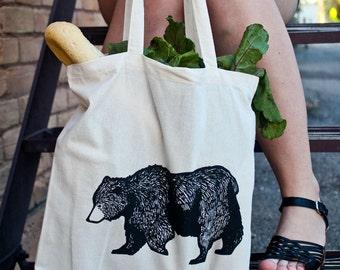 Bear Market Tote Bag