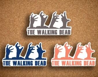 The Walking Dead Season 6 Planner Stickers for Inkwell Press Planner