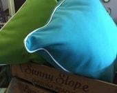 Sunbrella pillows