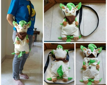Leafeon Pouch