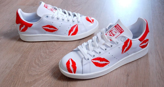 adidas stan smith kiss
