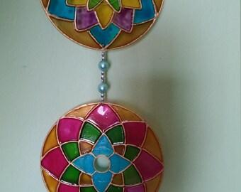 Mandala double glazing effect
