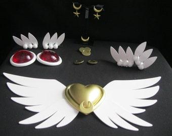 Eternal Sailor Moon cosplay accessory KIT