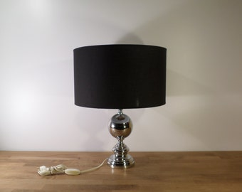 Small chrome lamp 70