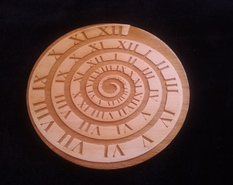 Doctor Who Coaster-Time Vortex edition set of 4
