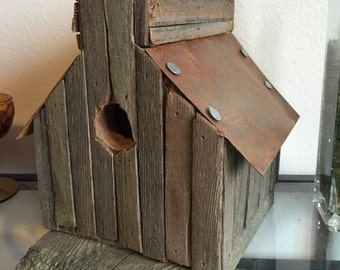 Rustic Birdhouse #2
