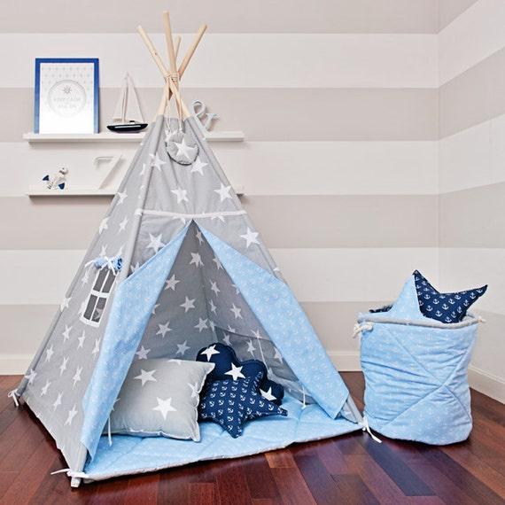 tipi zelt sea breeze. Black Bedroom Furniture Sets. Home Design Ideas