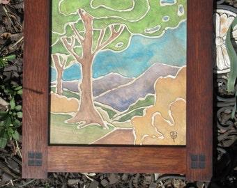 Original: Mountain Meadow Tile