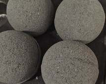 Organic Charcoal Bath Bomb (LUSH - JUMBO SIZE)