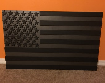 Handmade american flag