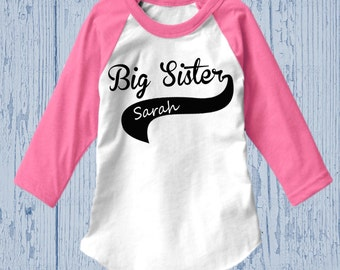 Baseball Birthday Sister Shirt