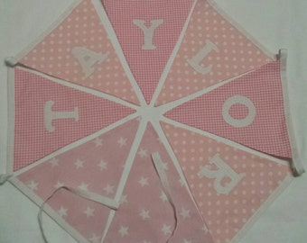 Personalised Bunting - Made to Order