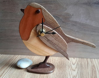 Robin mantle clock