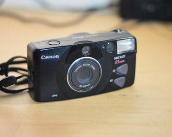 Canon Sureshot 85 Zoom 35mm Camera