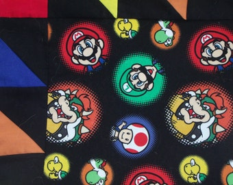 Super Mario Cross Body Bag