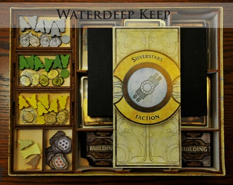 Waterdeep Keep  compatible with Lords of Waterdeep™