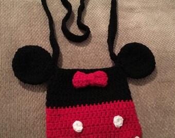 Minnie Mouse Purse