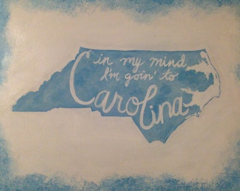 Carolina in My Mind