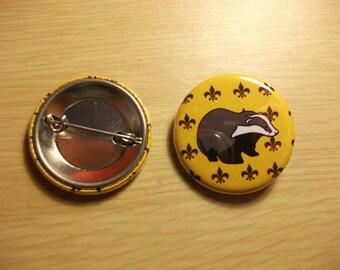 Badge Hufflepuff