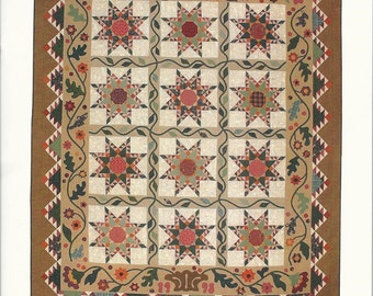 QUILT PATTERN - Radiant Star - 706