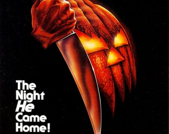 Halloween Large A1 Poster