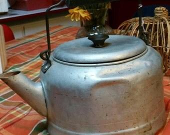 """1950's """"Comet"""" Tea Kettle"""