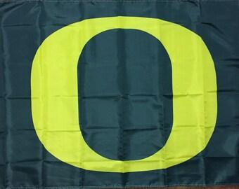 University of Oregon Ducks Flag 3 x 5 Banner Sign College Football