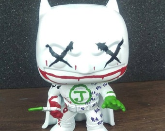 Custom funko pop batman DC comics hero