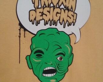 Toxic Trioxin Shirt