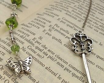 Green Key bookmark