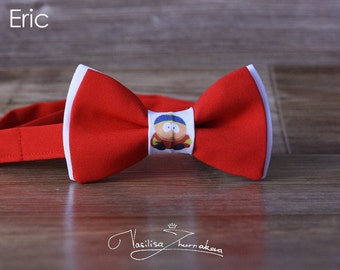 Eric Cartman South Park bow tie - bowtie Butters Kenny