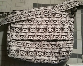 Star wars mini messenger. Made to order