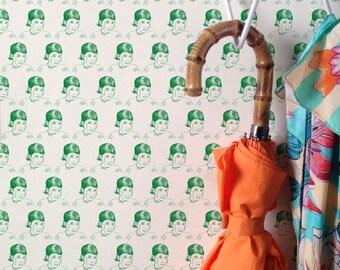 TAJRA - Peel & Stick Wallpaper