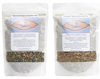 Newport Skinny tea Weight Loss Tea - Herbal Tea - Detox Tea - Organic Tea - Loose Leaf Tea - Loose Tea - Slimming Tea - Diet Tea – Oolong
