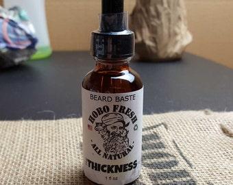 Beard Baste - The Thickness Formula