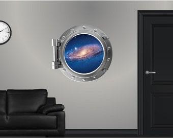 Portal Etsy - Portal 2 wall decals