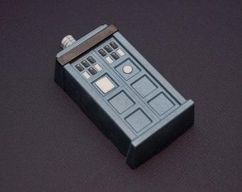 TARDIS Glycerin Soap