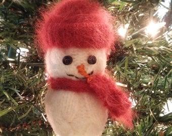 Snowman ornament (12)