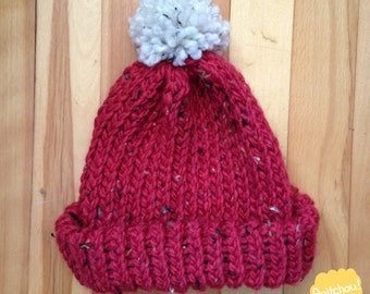 Tuque knitted - size child