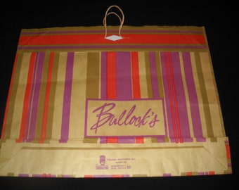 Bullock's Shopping Bag