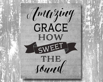 Amazing Grace - Wedding Songs